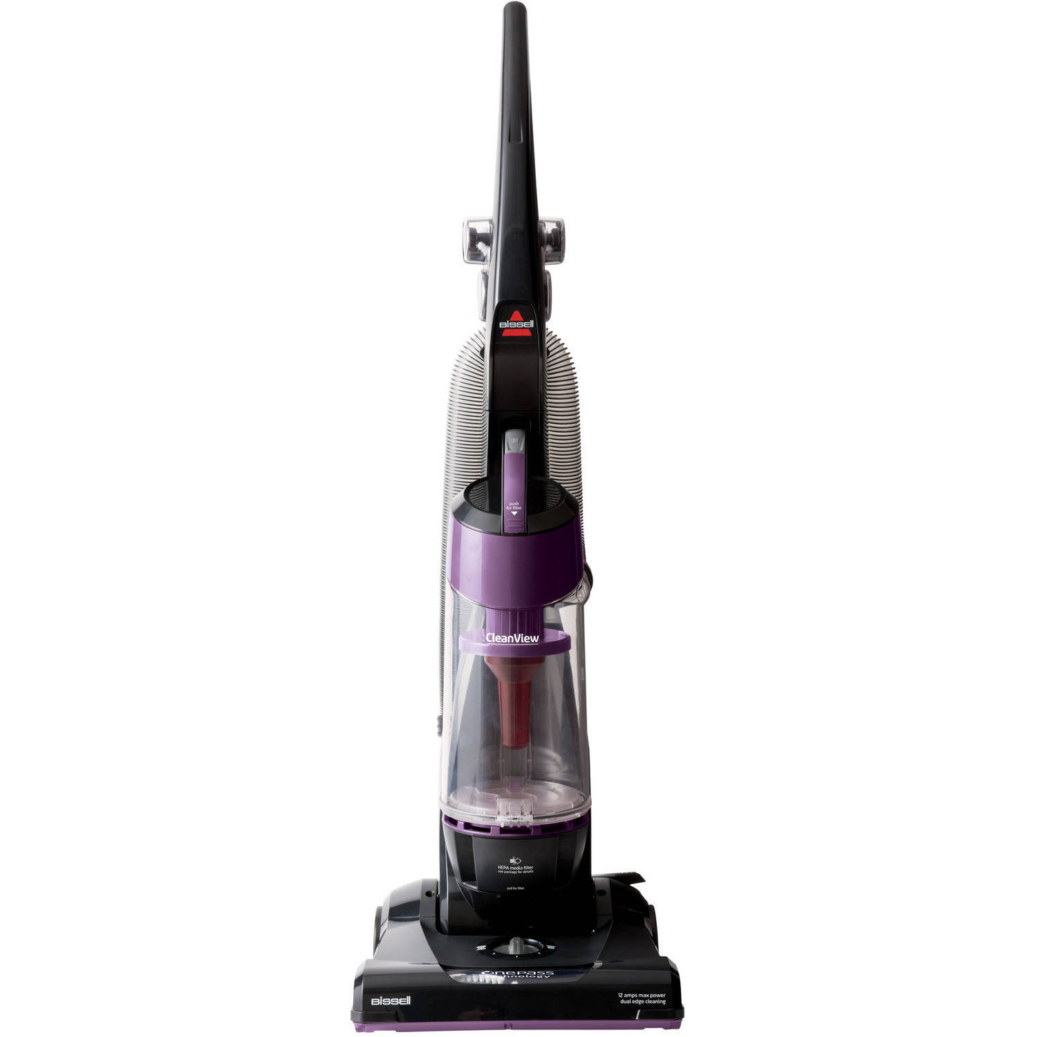 BISSELL CleanView Upright Vacuum Walmart