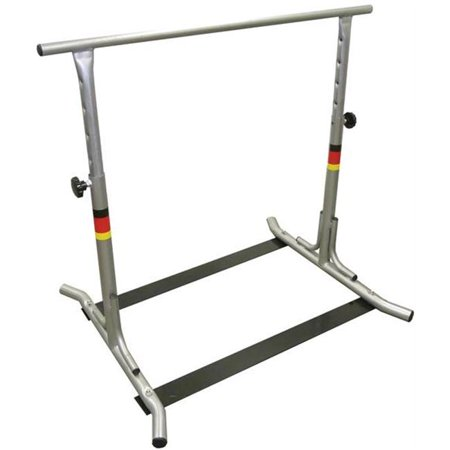 Olympia Sports GY862M 45 in. Free Standing Horizontal Bar - -