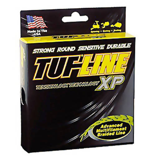 Tuf-Line XP Fishing Line, High Visibility Yellow by Tuf-Line