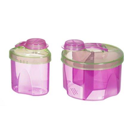 - Munchkin Powdered Formula Dispenser Combo Pack - Pink