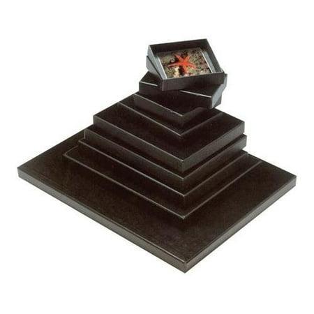 Print File FB812, 8 x 12 Black Film and Print Archival Box, (Dimensions: 8-7/8; x 12-3/8; x 1-1/8; D)