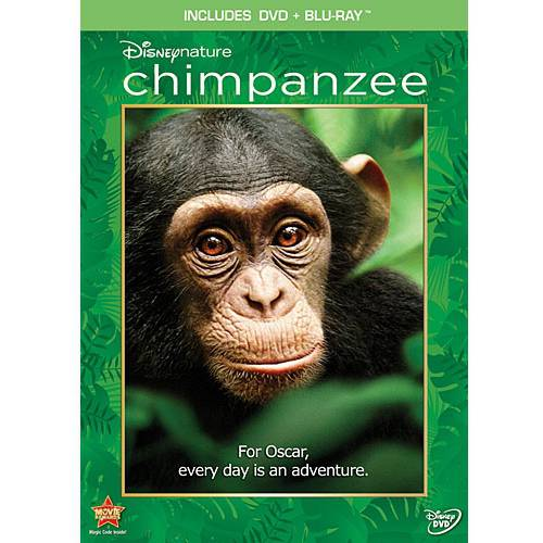 Disneynature: Chimpanzee (DVD   Blu-ray)