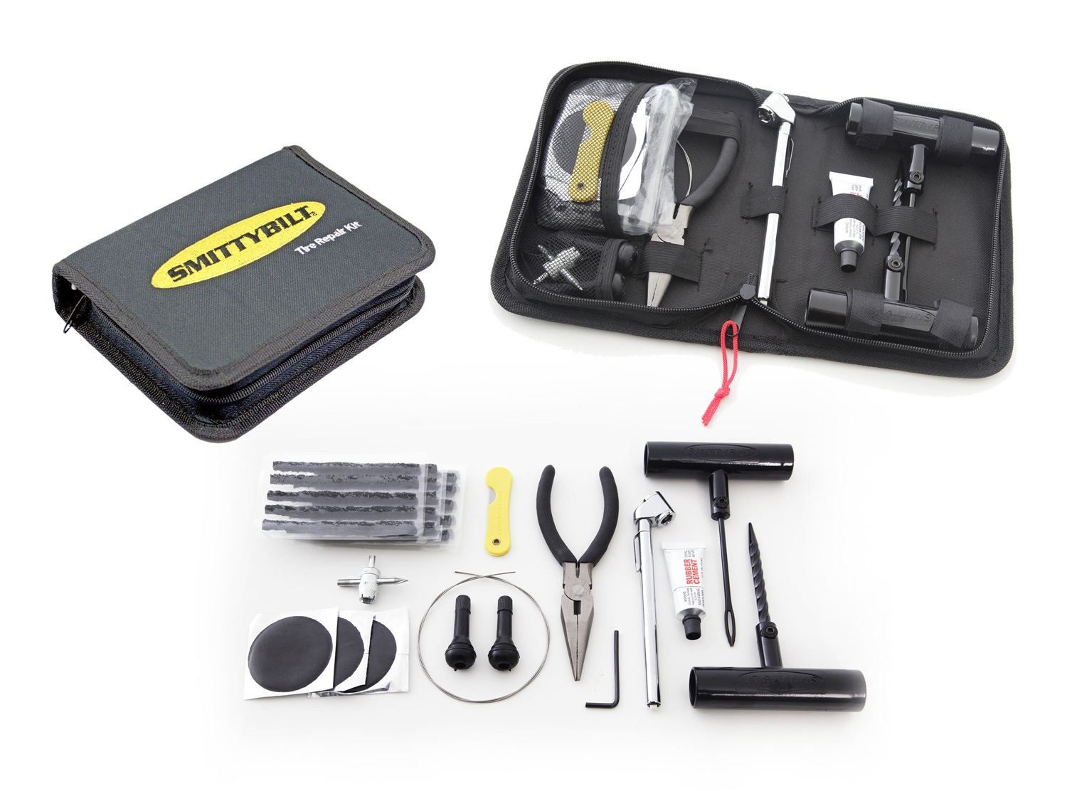 Tire Repair Kit >> Smittybilt 2733 Tire Repair Kit Walmart Com