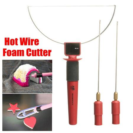 Moaere 5Pcs Hot  Wire Foam Cutter and Styrofoam Sculpting