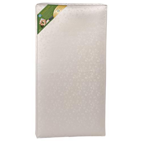 Sealy Soybean Plush Foam core Infant Toddler Crib Mattress