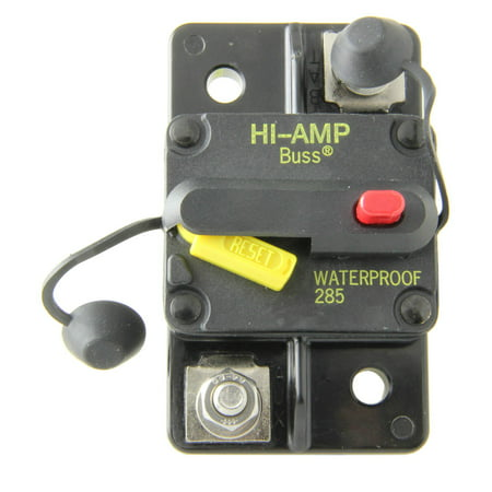 Bussmann CB285-60 Surface-Mount Circuit Breakers, 60 Amps (1 per pack)