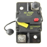 Product Image Bussmann CB285 60 Surface Mount Circuit Breakers Amps 1 Per Pack