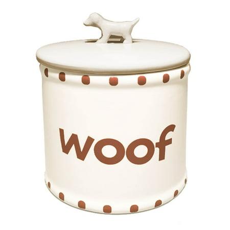 Avanti Linens Dogs On Parade Bathroom Canister