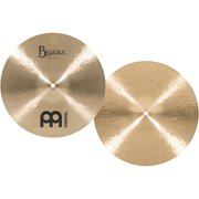 Meinl Byzance Medium Hi-Hat Cymbals 13 in.