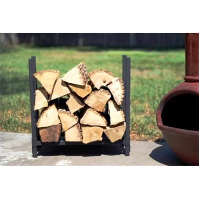 Woodhaven 24WRC 2 Foot Fireside Firewood Storage Rack