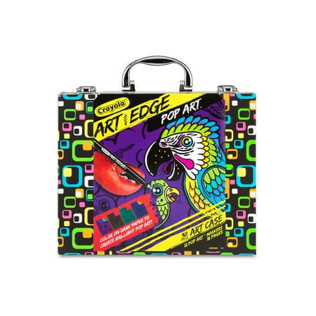 - Crayola Art With Edge Pop Art Case