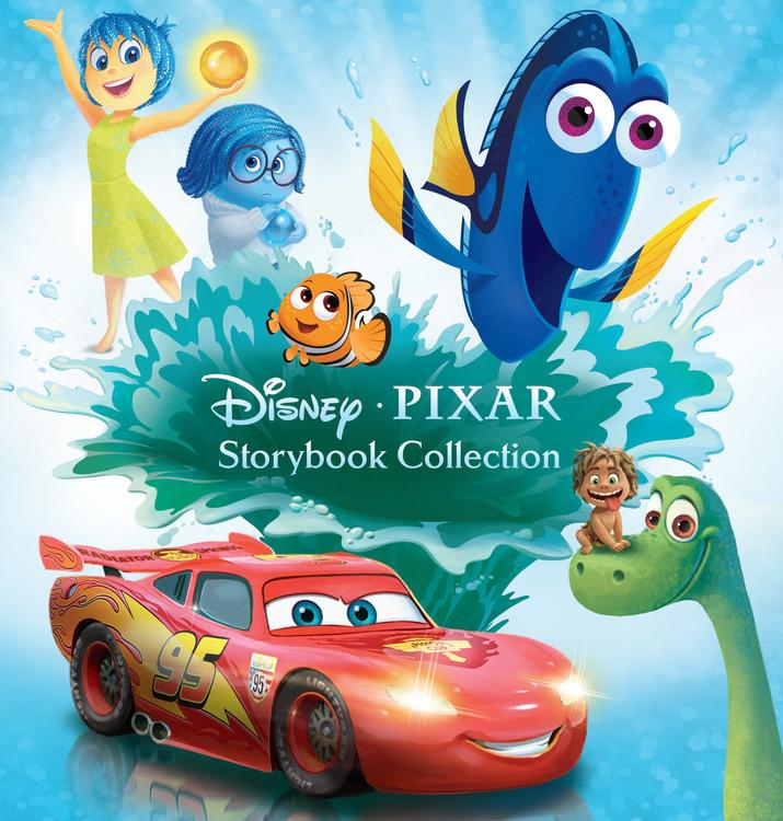 Storybook Collection: Disney Pixar Storybook Collection (Hardcover)