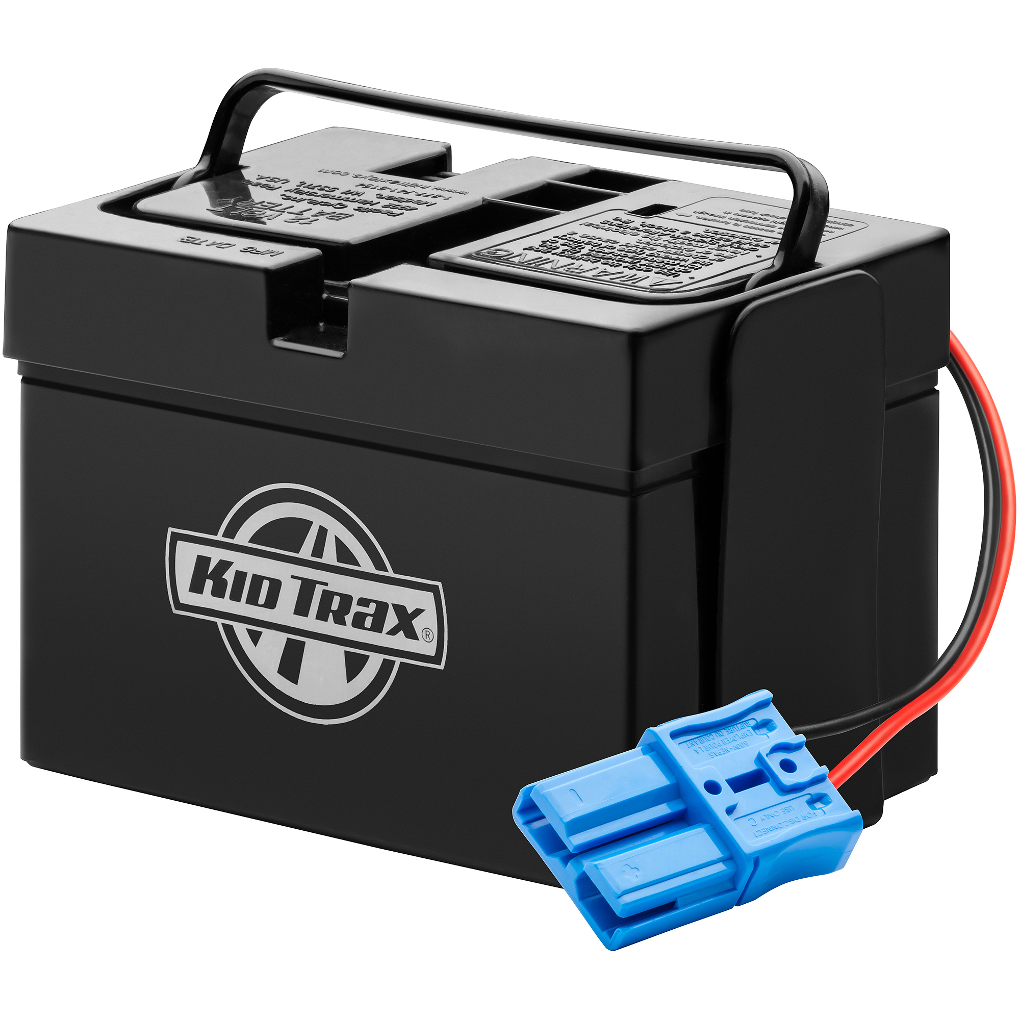 Walmart Truck Batteries >> Kid Trax 12 volt 12Ah Replacement Rechargable Battery for Ride-on Toy - Walmart.com