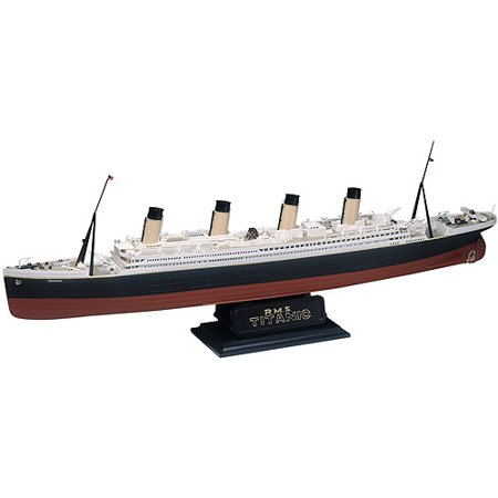 Revell Rms Titanic Plastic Model Kit  1 570