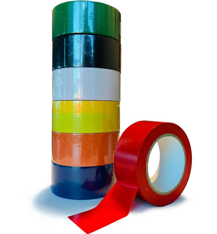 "Coast Athletic 2"" Gym Floor Tape 