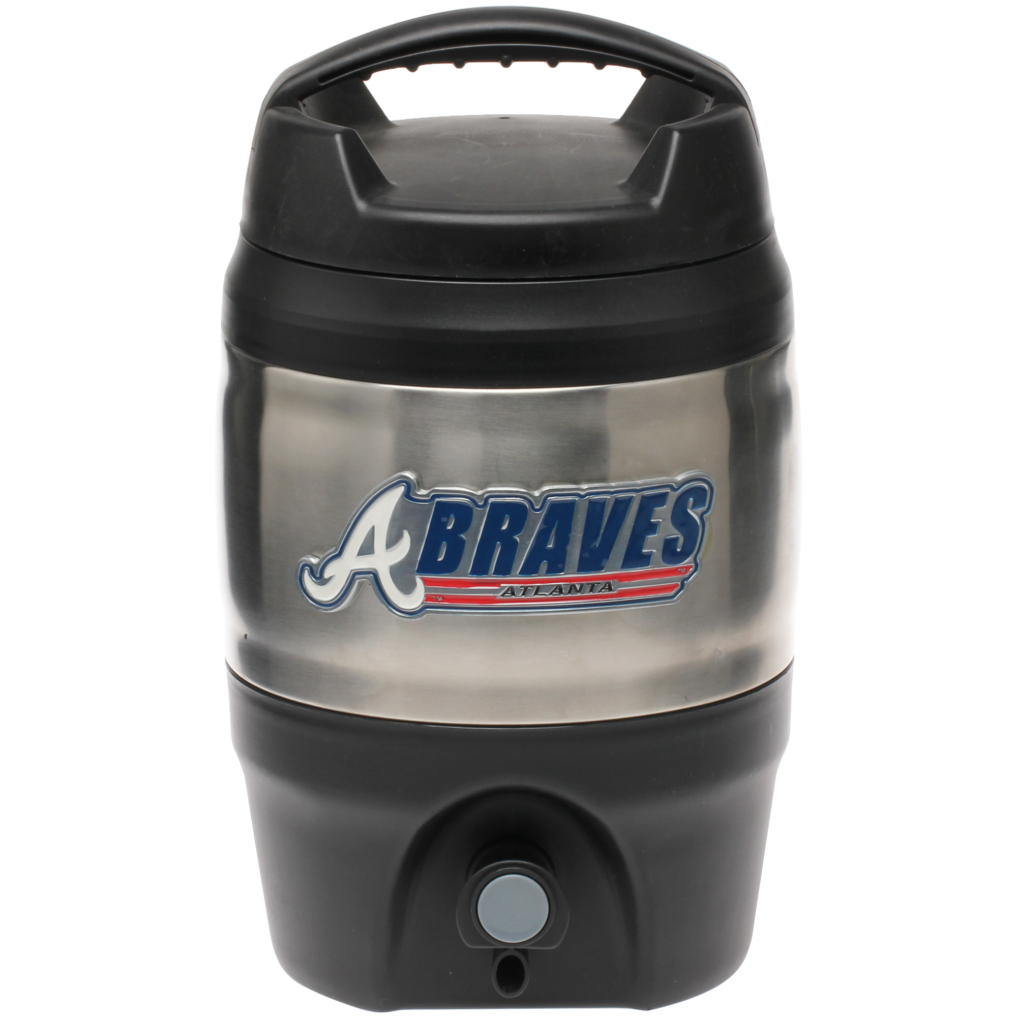 Atlanta Braves Tailgate Gallon Jug - No Size