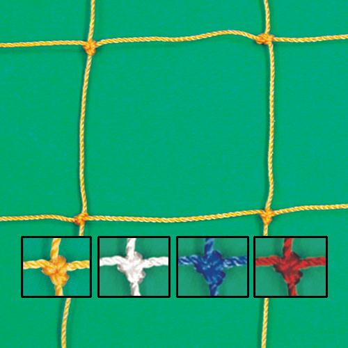 Alumagoal Soccer Net-Color:White,Type:Playmaker