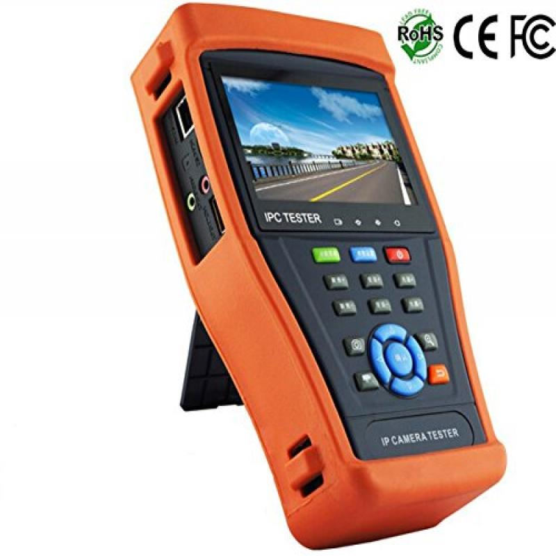 Wsdcam 4.3 Inch Touch Screen IP Camera Tester CCTV Tester...