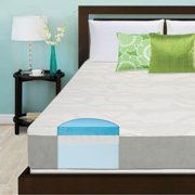 Slumber Solutions Choose Your Comfort 10-inch King-size Gel Memory Foam Mattress Medium
