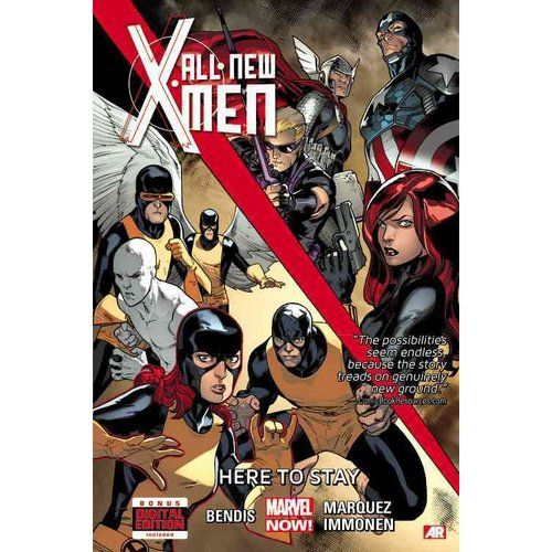 All-new X-men 2: Here to Stay Marvel Now