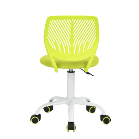 Furniture R Task Chair, Mid-Back Height Adjustable Student Teens Desk Computer Office Chair - image 6 of 8