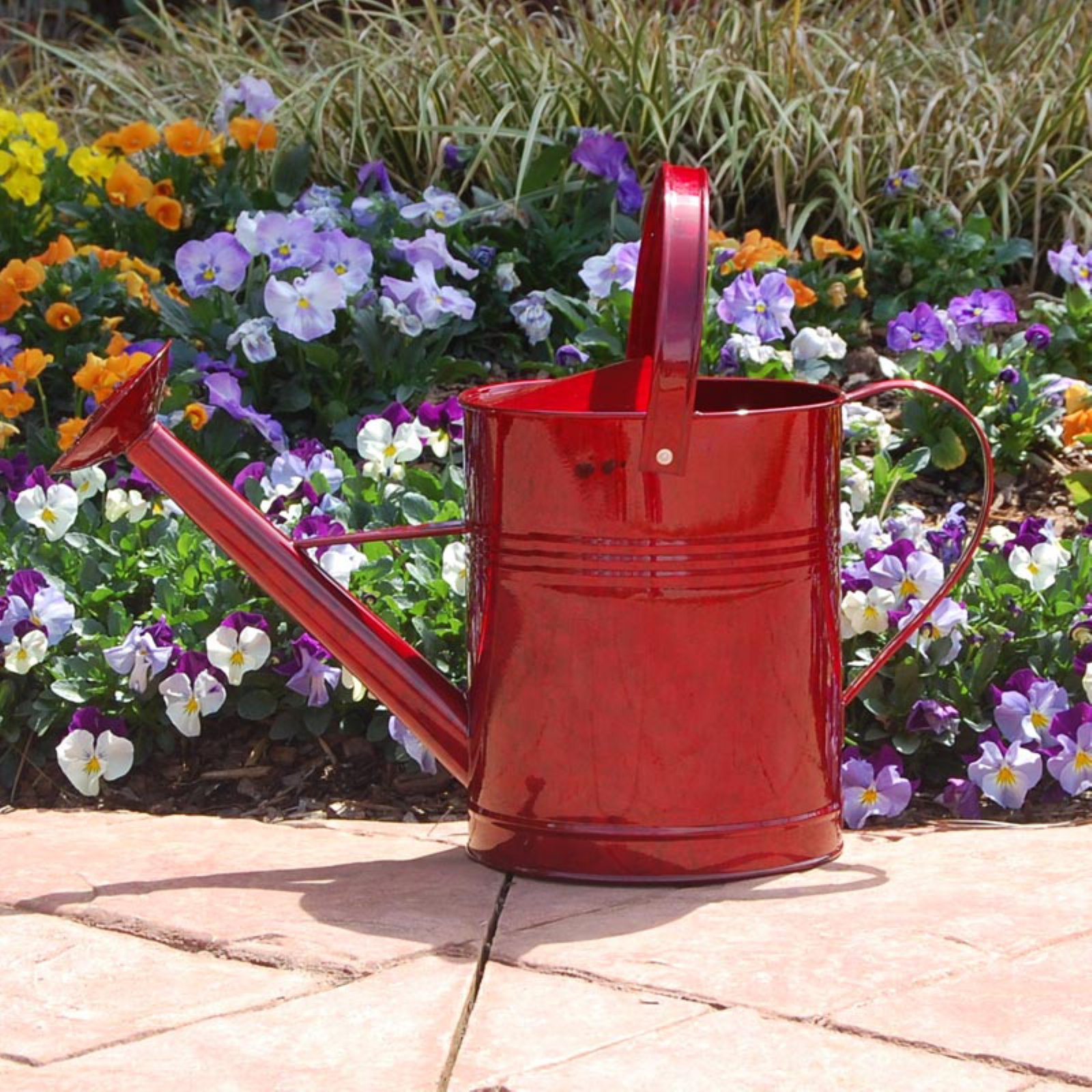 Austram-Griffith Creek Designs Metal Watering Can by Austram Inc