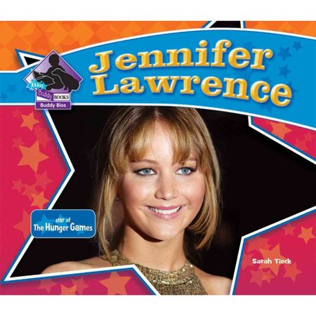 Jennifer Lawrence  Star Of The Hunger Games