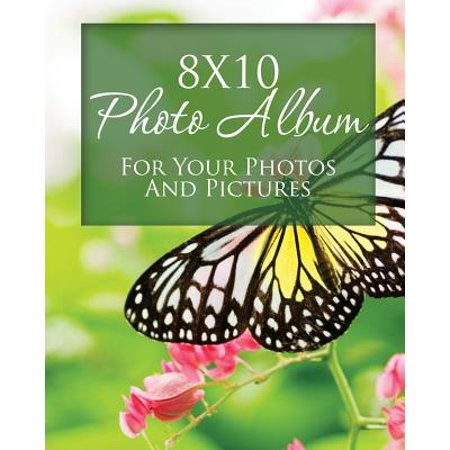 8x10 Photo Album for Your Photos and