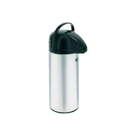 BUNN 2.5 Liter Push-Button Airpot, Glass Lined