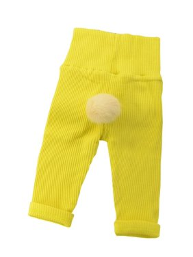 BOBORA Toddler Boys Girls Trousers Tight Pants Stretch Warm Knitted Leggings Bottoms