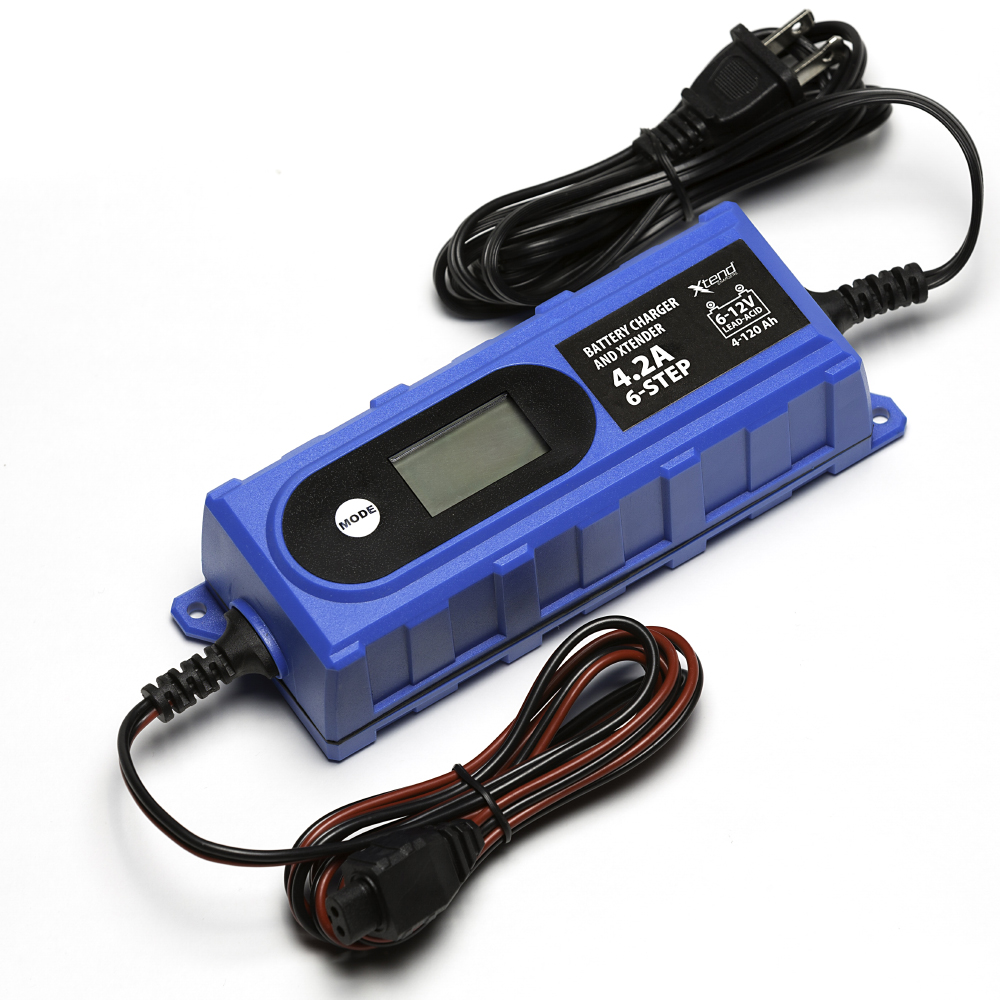 12V 4amp Xtend SLA Battery Charger and eXtender for PS12260F2 PS12260