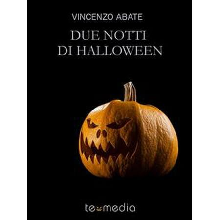 Due notti di Halloween - eBook