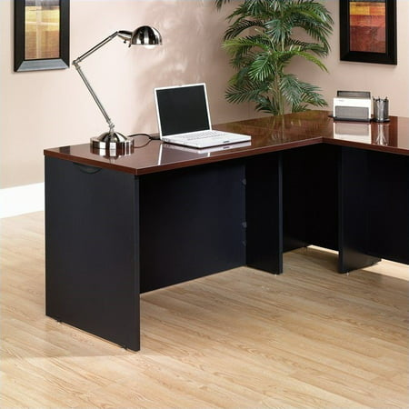 Sauder Via Desk Return in Classic Cherry - image 3 de 3