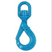 YOKE X-027N-10 Self Locking Slip Hook,Alloy Steel,G100