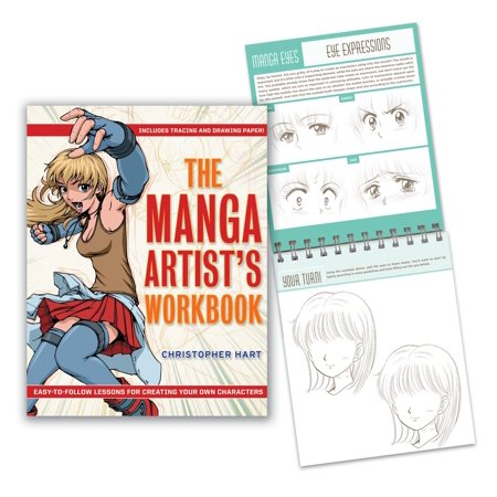 Create Your Own Ever After High Character (The Manga Artist's Workbook : Easy-to-Follow Lessons for Creating Your Own)
