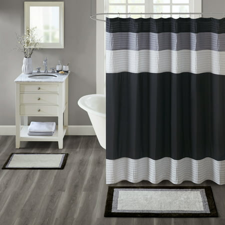 Home Essence Salem 100% Cotton Tufted Solid Bath Rug