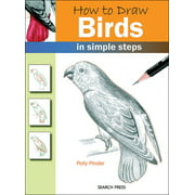 Search Press Books How to Draw Birds