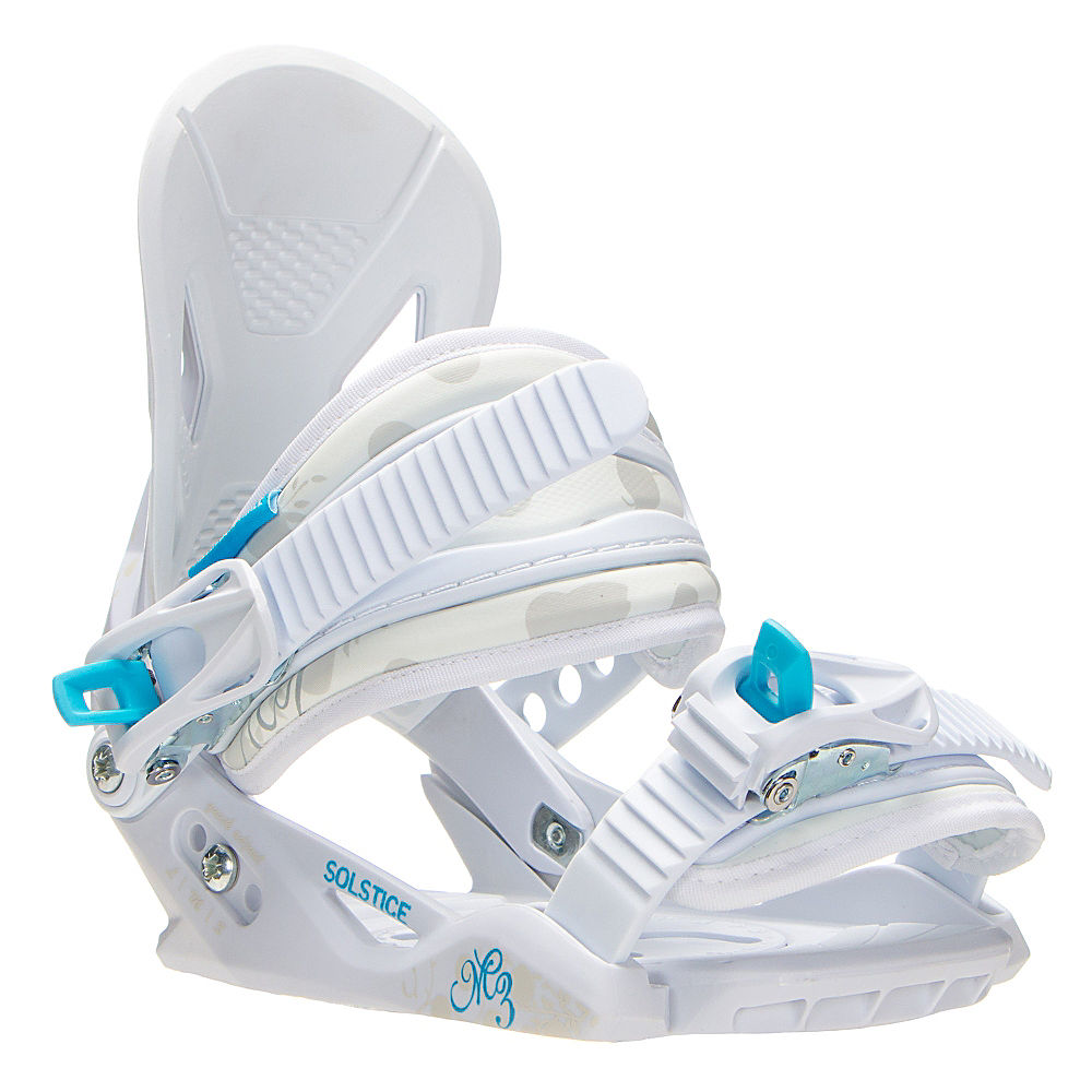 Millenium 3 Solstice Girls Snowboard Bindings by Millenium 3