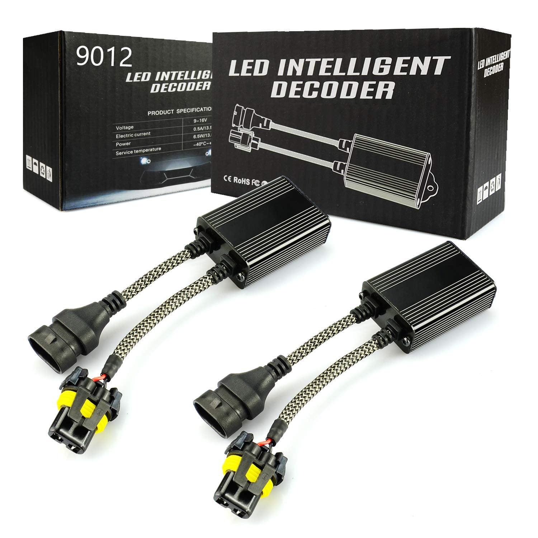 JDM ASTAR 9012 LED Plug-N-Play Error Free Anti Flickering Decoder