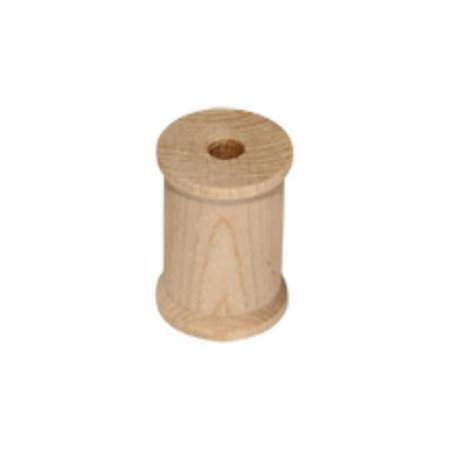 Brand New SP6000-10 wooden Thread Spool Bag of 10](Wooden Spools)