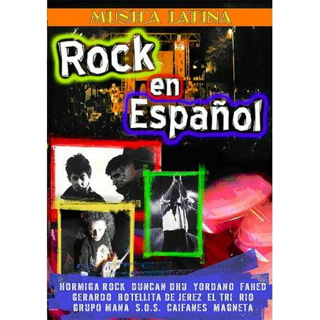 Rock En Espanol (DVD)