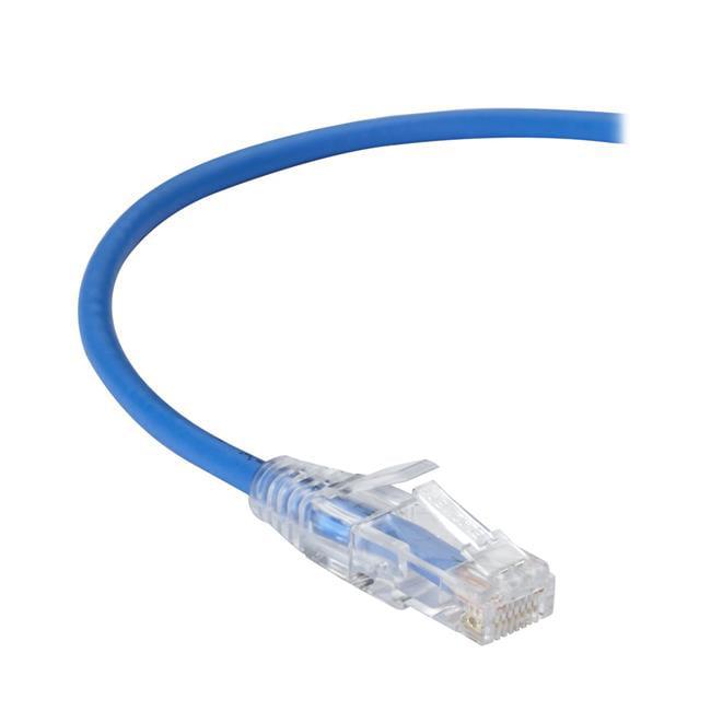 BLACK BOX CORP EVNSL644-0010-25PAK GigaTrue CAT6 Channel 550-MHz Patch Cable UTP