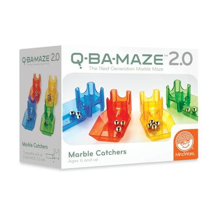 Q-BA-MAZE 2.0 Marble Catchers (Marble Maze)