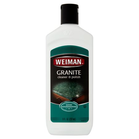 (2 pack) Weiman Granite - Cleaner and Polish, 8
