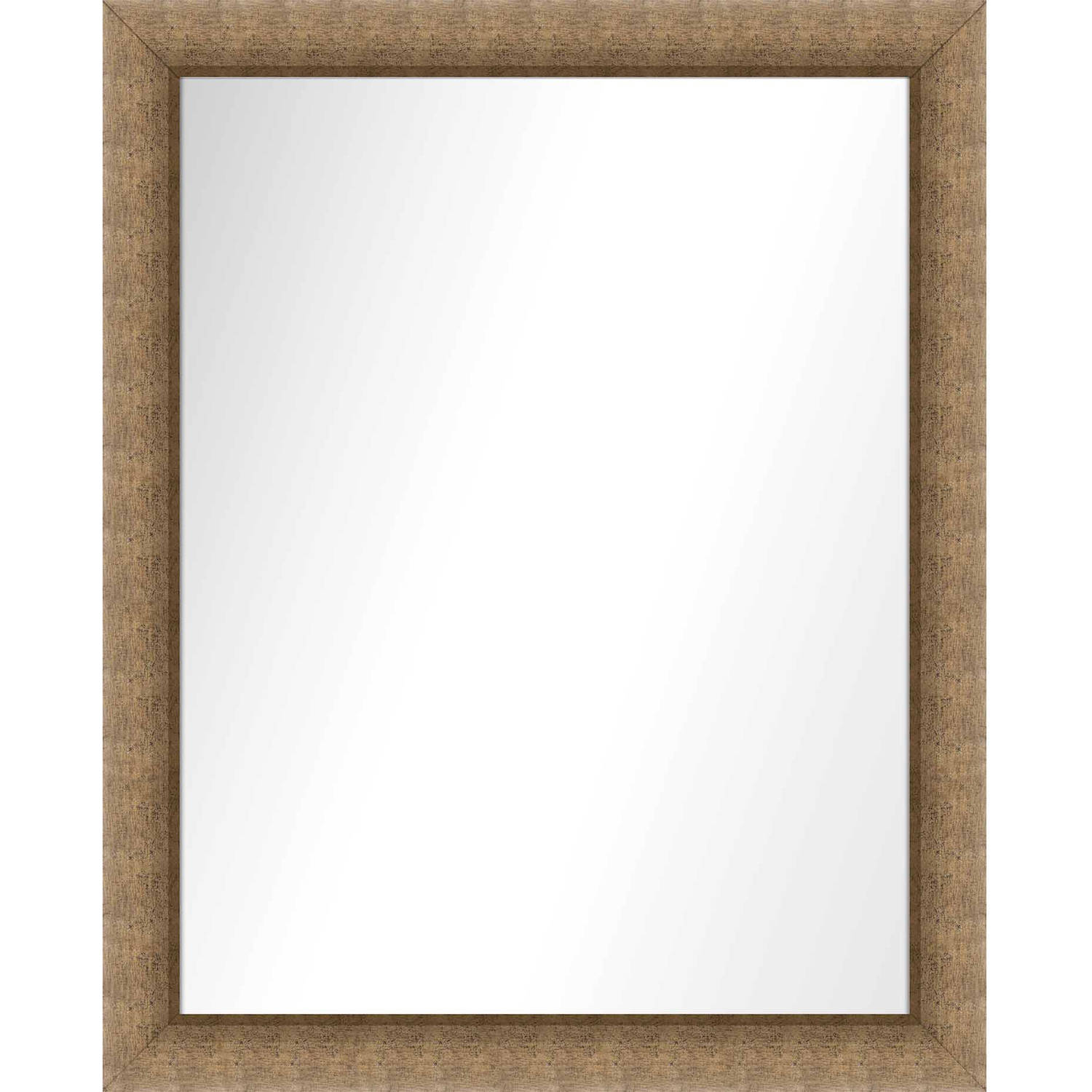 Vanity Mirror, Dark Champagne, 25.5x31.5 by PTM Images