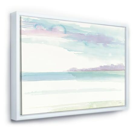 Horizon - Coastal Framed Canvas - image 3 of 3