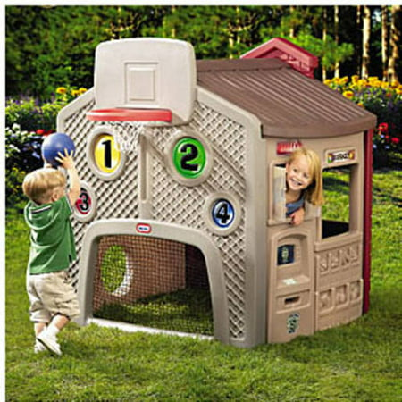 Little tikes town playhouse for Little tikes house