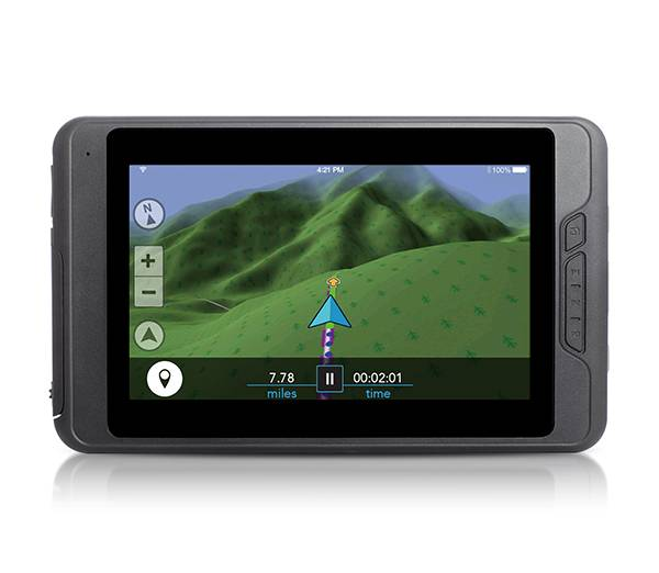 Magellan TRX7 CS Dual Mount Trail and Street GPS Navigator TN1740SGLUC by Magellan
