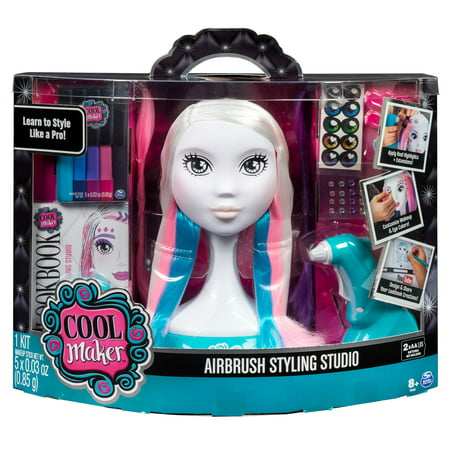 Styles Hair Studio (Cool Maker - Airbrush Hair and Makeup Styling Studio)