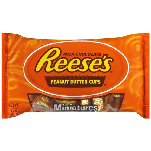 Reese's Miniatures Chocolate, 12 Oz